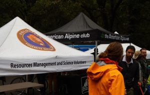Park Service and Alpine Club