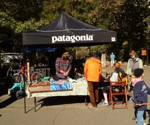Patagonia at Facelift in Yosemite National Park