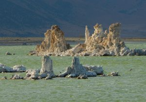 Mono Lake's South Tufa Tower