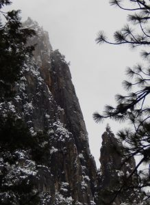 Arrowhead Arete, Yosemite National Park
