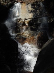 Wildcat Fall Yosemite