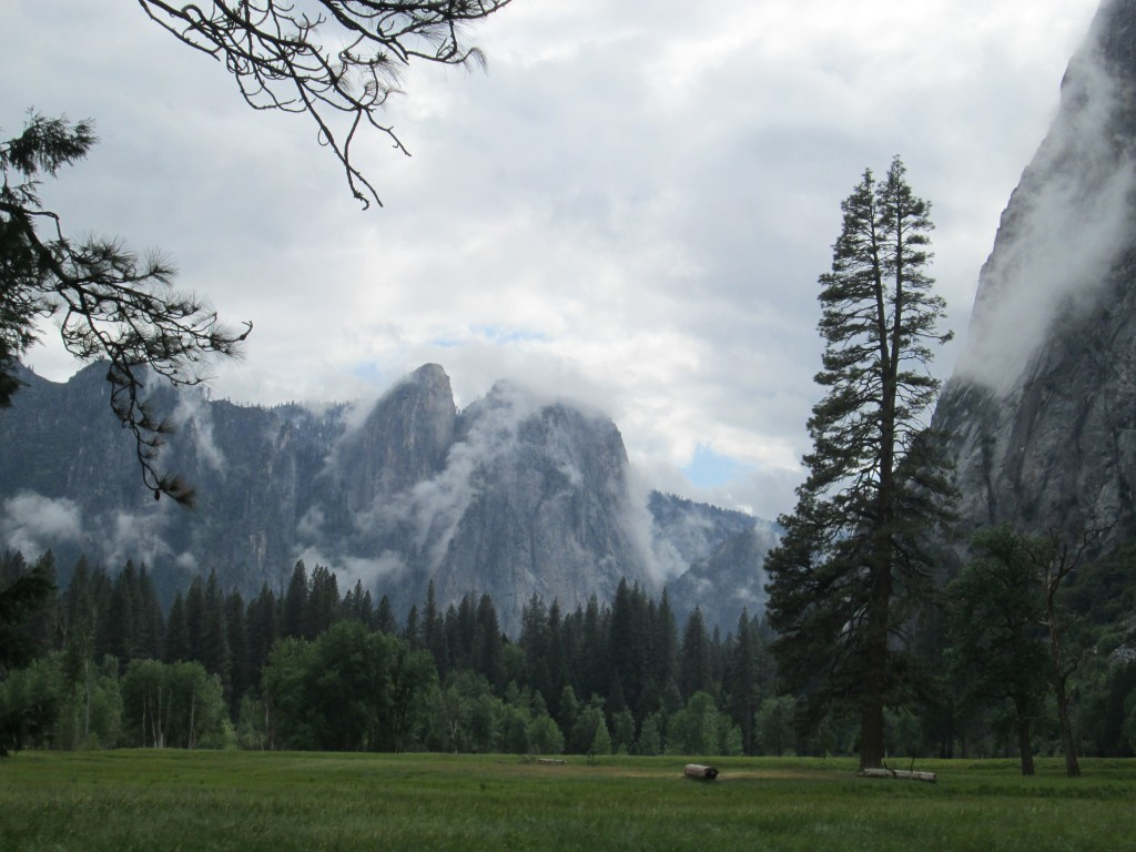 Yosemite Valley Mist