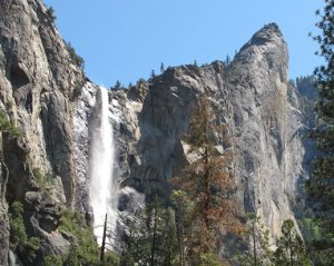 Bridalveil Fall Yosemite National Park