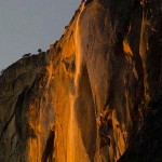 Horsetail Fall-Firefall, El Capitan