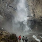 Hiking Upper Yosemite Fall